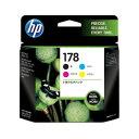 【送料無料】HP 純正インク HP178 CB316HJ (4色マルチパック) プリントカートリッジ 【ヒューレットパッカード】