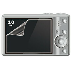 【激安】デジカメ用 液晶保護フィルム 3.0型 反射防止フィルム [DG-LC9]【サンワサプライ】【ネコポス対応】【楽天BOX受取対象商品】