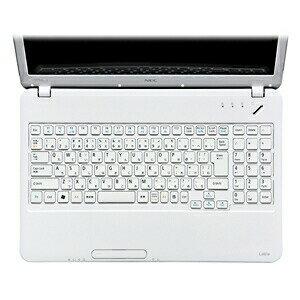 NEC Lavie L用キーボードカバー ノートパソコン用 [FA-NNXV48]【サンワサプライ】