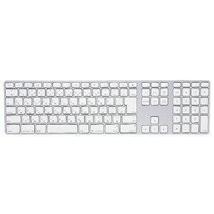 Apple iMac、Apple keyboard用キーボードカバー デスクトップパソコン用 [FA-TMAC1]【サンワサプライ】