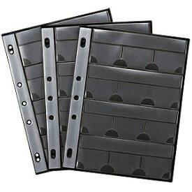 ファイルメモリーカードケース用シート(サンワサプライ製FC-MMC8BK専用オプション) メディアケース