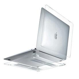 MacBook Air13インチ用シェルカバー 2018 A1932 ハードケース ポリカーボネート クリア