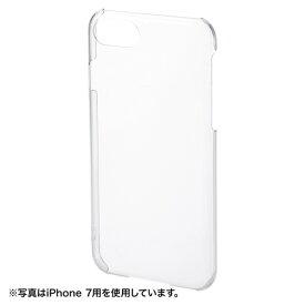 【激安アウトレット】【訳あり】iPhone8 Plus/iPhone 7 Plus ハードケース(クリア)[PDA-IPH016CL]