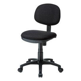 オフィスチェア 高耐荷重 環境配慮 低ホルムアルデヒド ブラック 会社 教室 事務椅子 学習椅子 学習チェア 事務用椅子 パソコンチェア[SNC-E10BK]【送料無料】