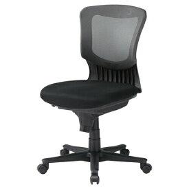 メッシュチェア ネットチェア グレー シンクロロッキング パソコンチェア オフィスチェア 椅子