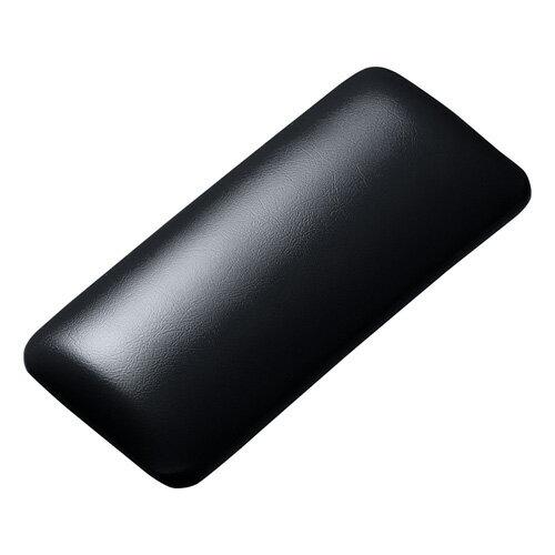 マウス用リストレスト(レザー調素材、ブラック)[TOK-GELPNSBK]