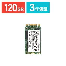 Transcend 3D TLC NAND採用 SSD 120GB M.2 SATA-III 6Gb/s