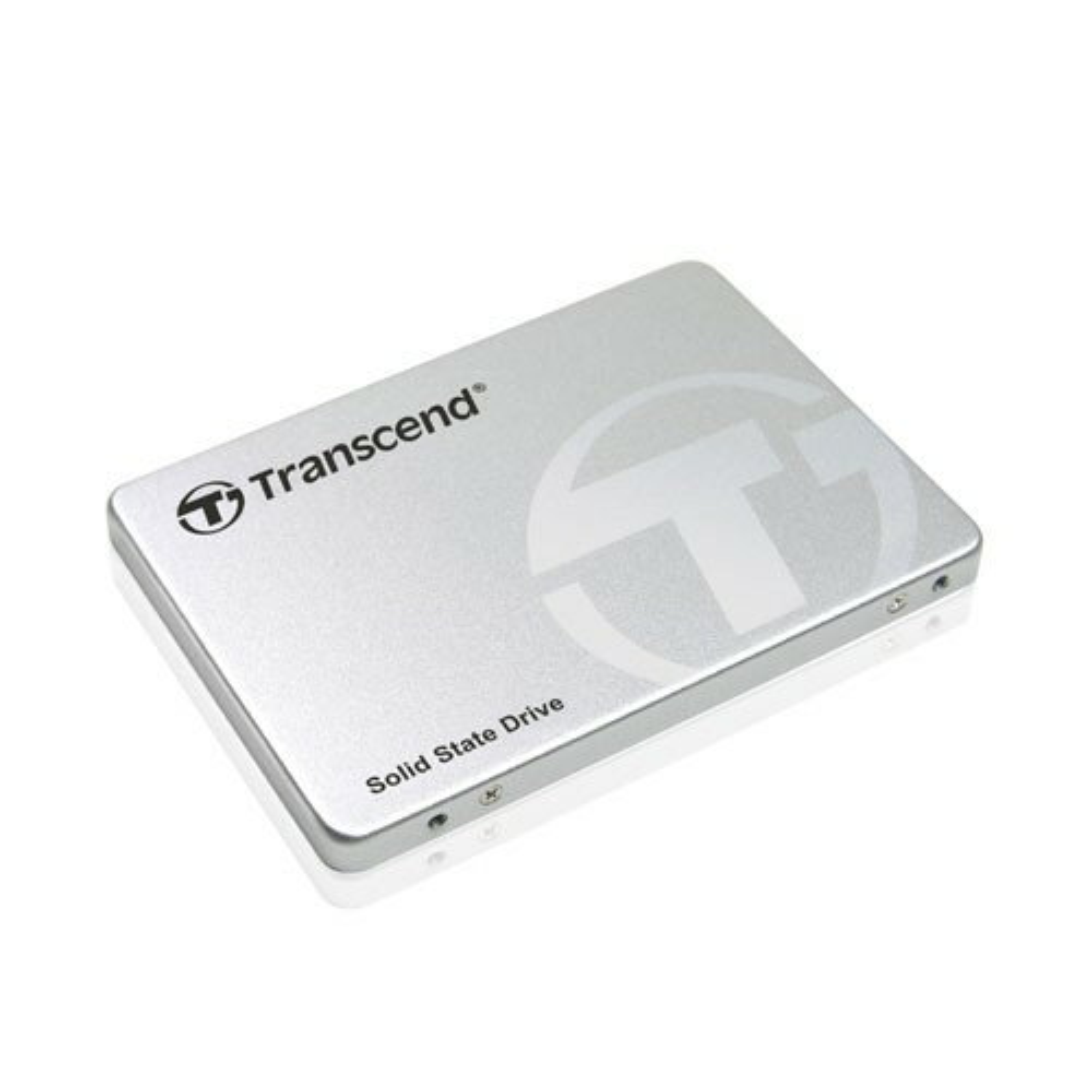 【通常価格6,980円のところ300円OFF!】Transcend SSD 2.5インチ 128GB SATAIII対応 換装 [TS128GSSD370S]【送料無料】