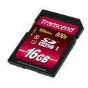 Transcend SDカード 16GB Class10 UHS-I Ultimate 最大90MB/s 5年保証 メモリーカード クラス10 入学 卒業
