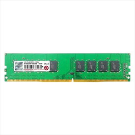 Transcend 増設メモリ 8GB デスクトップ用 DDR4-2133 PC4-17000 U-DIMM PCメモリ メモリー モジュール