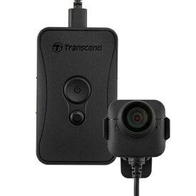 Transcend Wi-Fi対応ボディカメラ 『DrivePro Body 52』ウェアラブルカメラ