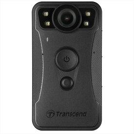 Transcend Wi-Fi対応ボディカメラ ウェアラブルカメラ DrivePro Body 30 wifi 録画機能付き ワイヤレス