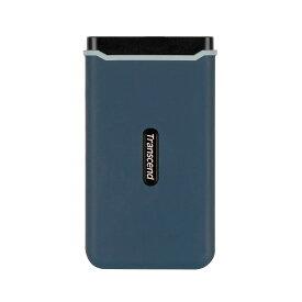 Transcend USB3.1 Gen2 コンパクトSSD 耐衝撃 960GB