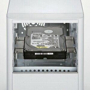 HDDマウンタフレームとインチネジのセット自作用PCパーツDOS/Vパーツ