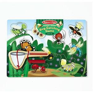 Melissa&Doug(メリッサ&ダグ) マグネットゲーム 虫捕り ボードゲーム #3779 メリッサ&ダグ/木製/マグネット/3歳/4歳/5歳/お誕生日/クリスマスプレゼント/女の子/男の子