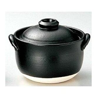 푸쿠푸식사반과(홑겹뚜껑) 3합취 34-09-04-SE욧카이치만고토양을 태우는 일냄비 맛있게 지어지는 직경 20센치 직공의 정중한 마무리
