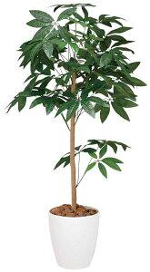 【ポイント最大31.5倍】光触媒 光の楽園パキラトピアリー1.2193A180人工植物 造花 フェイクグリーン おしゃれ インテリア フロアタイプ 屋内対応型約 幅55×奥行55×高さ120cm