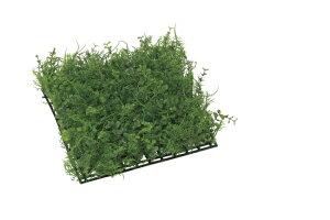 光触媒 光の楽園 ミニユーカリミックスマット(ポリ製) 443E40約 幅30×奥行30×高さ10cm人工植物 造花 フェイクグリーン おしゃれ インテリア 壁面緑化 屋内対応型