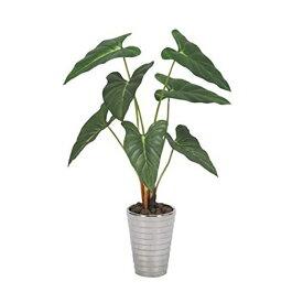 光触媒 光の楽園 フィロデンドロン 243A50約 幅32×奥行30×高さ45cm人工植物 造花 フェイクグリーン おしゃれ インテリア 小型 卓上