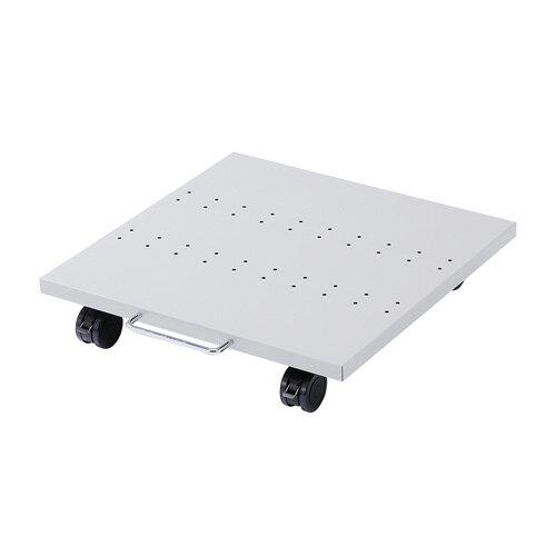 【送料無料】電動上下昇降デスク用CPUボックス(ERDシリーズ・W120×D350×H350mm)[ERD-CPU1]