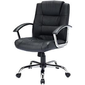 本革 レザーチェア ロッキング パソコンチェア プレジデントチェア オフィスチェア 椅子 [SNC-L10K]