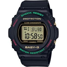 【カシオ】BABY-G 腕時計 レディース Throwback 1990s クリスマスカラー BGD-570TH-1JF【新品】