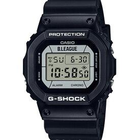 【カシオ】G-SHOCK 腕時計 メンズ 男子プロバスケットボールリーグ Bリーグ コラボモデル ★ DW-5600BLG21-1JR【新品】