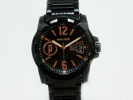 ポリス(POLICE)腕時計 メンズ クォーツ 12221JSB/02M【新品】