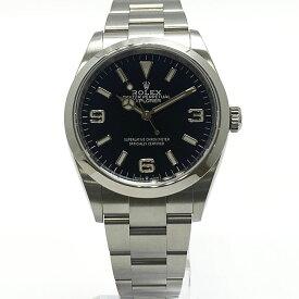 【新品】【ロレックス】ROLEX エクスプローラー1 腕時計 124270 自動巻き メンズ