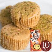 たこ焼きちゃうやんケーキ[10個入]【大阪お土産名物菓匠千壽庵吉宗たこ焼き】
