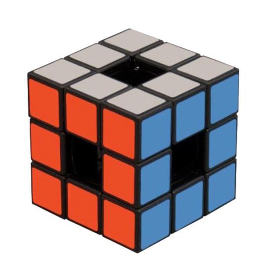 【知育玩具】 ボイドキューブ Void Cube 【パズル ブロック ルービックキューブ 3D ジグソー】【 ブロックのおもちゃ 】60s W1.4/