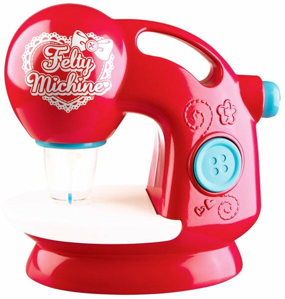 フェルティミシン【 おもちゃ メイキングトイ 女の子 プレゼント フェルト 小物づくり ふわふわ 】50s