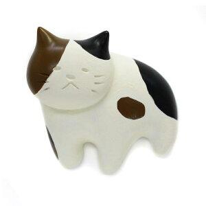【マグネット】【ネコグッズ】猫好き必見のアイテム♪はこねこ みけ(三毛猫)【おもちゃ グッズ 雑貨 お土産 プレゼント おもしろ雑貨 誕生日 父の日 母の日 敬老の日 贈り物 ギフト 磁石