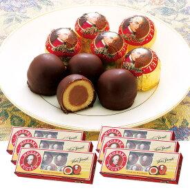[送料無料] オーストリアお土産   モーツァルト チョコレート 6箱セット【191241】