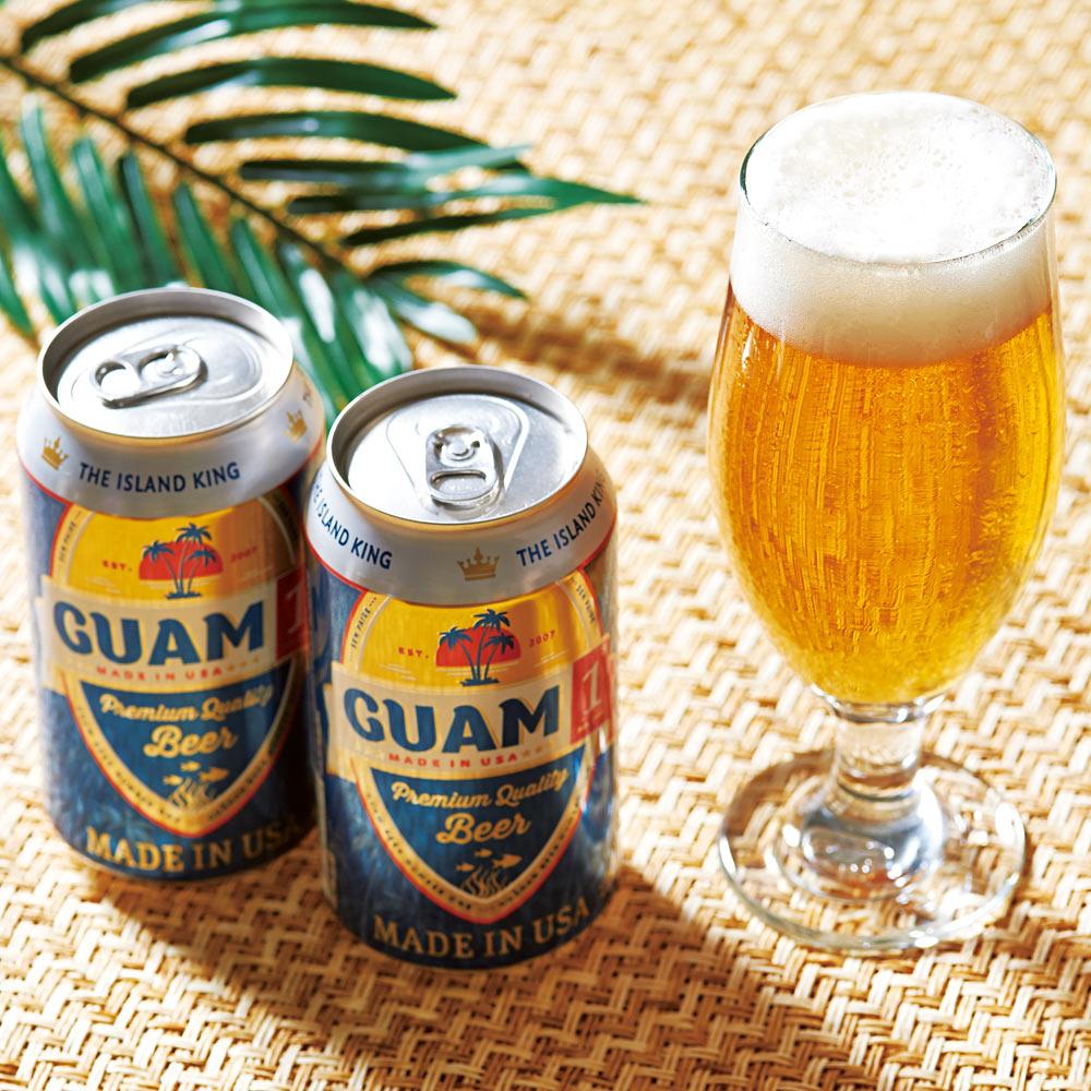 [5000円以上で送料無料][父の日] グアムお土産   グアム1(ワン)ビール 6缶セット【R84001】