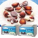 [送料無料] バリ・インドネシアお土産   バリ シーシェルチョコレート 6箱セット【166558】