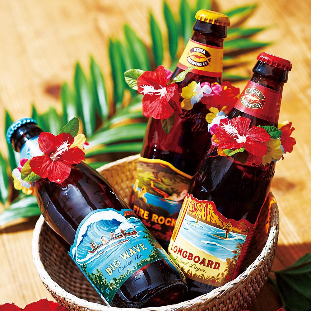 [送料無料] アメリカ・ハワイ・グアム・サイパンお土産 | ハワイ コナビール ギフト 9本セット (3本×3箱)【R72006】