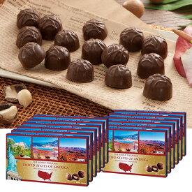 [送料無料] アメリカお土産 | アメリカ世界遺産チョコレート 12箱セット【192003】