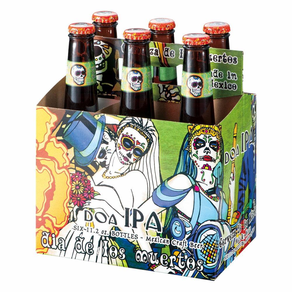 [5000円以上で送料無料] メキシコお土産   デイ・オブ・ザ・デッド IPA ビール6本セット【R06106】