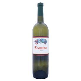 [5400円以上で送料無料] クロアチアお土産 | ミスビーナ トラミナッツ 白ワイン やや辛口【L01088】