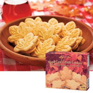 [5400円以上で送料無料] カナダお土産 | メープルクリームクッキー (メイプル) 1箱【101193】