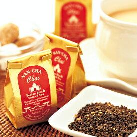 [送料無料] モルディブ・インドお土産   チャイ ミニゴールデンパック サンチャ リーフティー 36袋セット【206111】