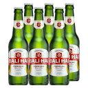 [5000円以上で送料無料] インドネシアお土産 | インドネシアビール バリハイ 6本セット【R76012】