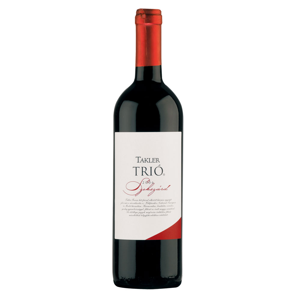 [5000円以上で送料無料] ハンガリーお土産 | トリオー セクサールディ・キュヴェ 赤ワイン やや重口【R81076】