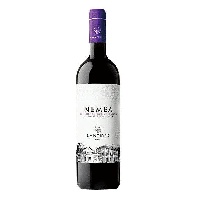 [5000円以上で送料無料] ギリシャお土産   ネメア エルゴ レッド 赤ワイン 重口【R81090】