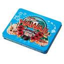 [5400円以上で送料無料] ハワイお土産 | ハワイ缶入り マカデミアナッツ チョコレート 1缶【203001】
