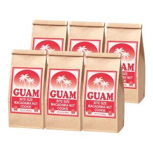 [5400円以上で送料無料] グアムお土産   グアム マカデミアナッツクッキー 6袋セット 【194090】
