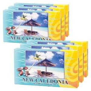 [送料無料] ニューカレドニアお土産 | ニューカレドニア シーシェルチョコレート 6箱セット【204131】