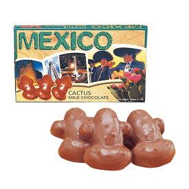 [5400円以上で送料無料] メキシコお土産   メキシコ カクタス チョコレート【192101】