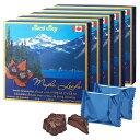 [送料無料] カナダお土産 | レネレイ メープルクリームダークチョコ 5箱セット【192071】